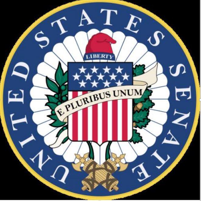 United States Senate (two Fasci axes)