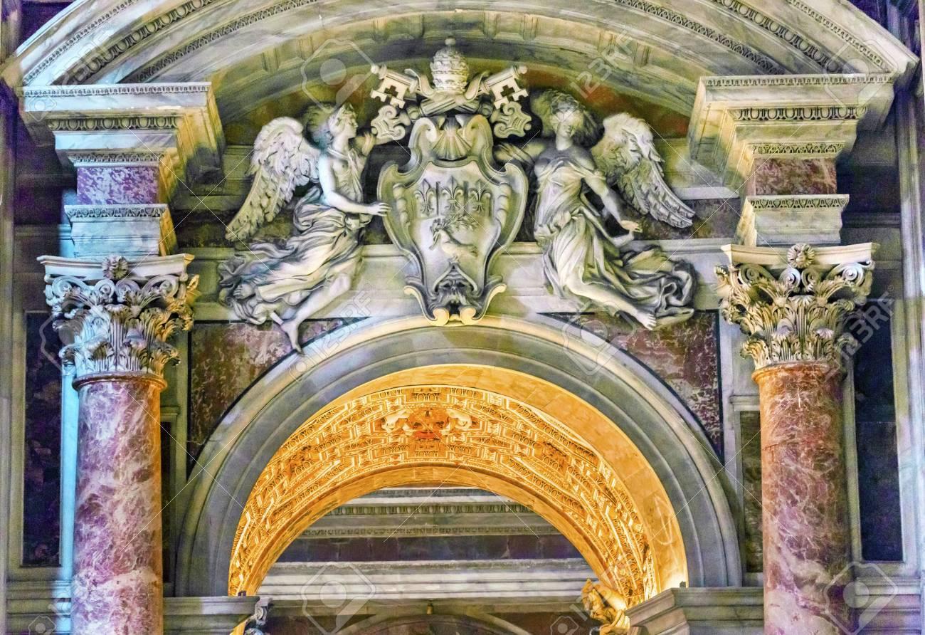the hidden owl Vatican