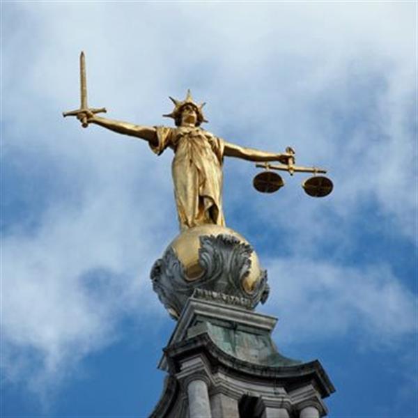 goddest Justice London UK
